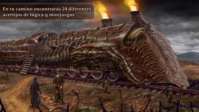 Tormentum - Mystery Adventure Screenshot