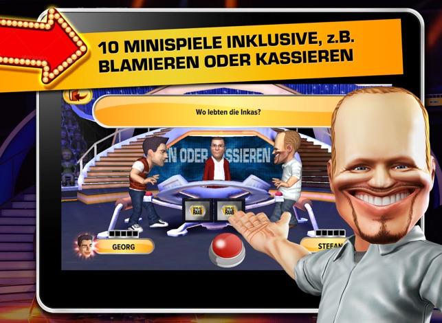 Schlag den Raab – Das Spiel Screenshot