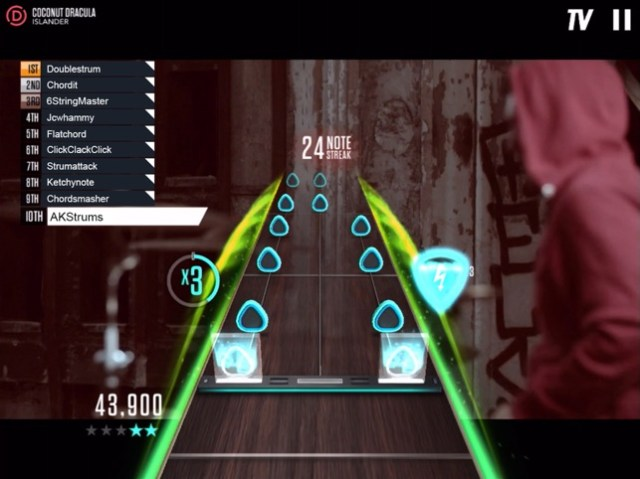 Guitar Hero® Live Screenshot