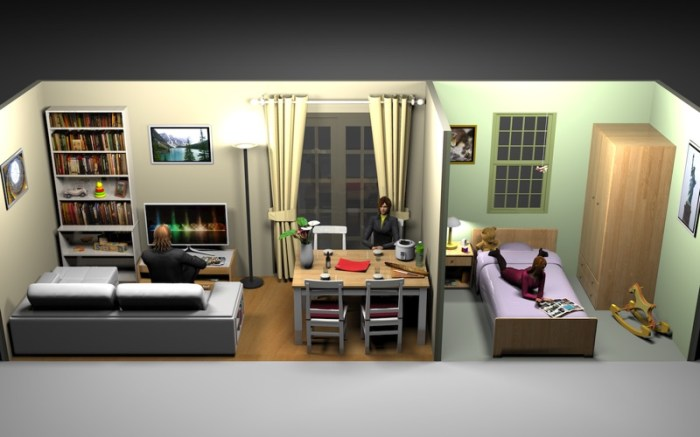Sweet Home 3D Screenshot 05 dxswhcn