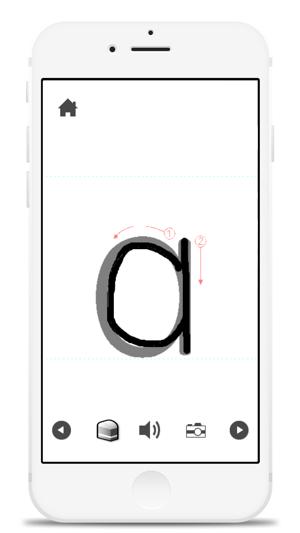 「アルファベット小文字練習帳」をApp Storeで