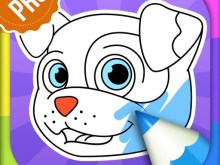 Puppy Dog Coloring Pages For Girls