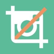 No Crop - Poste ganze Photos und Videos auf Instagram