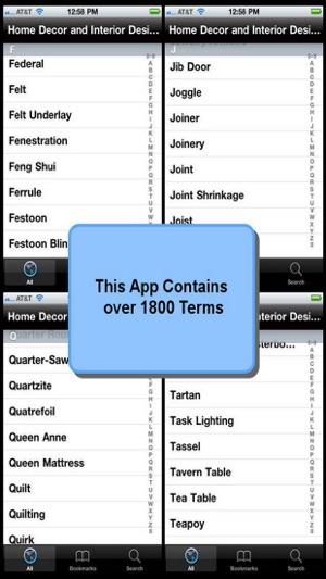 Home Decor & Interior Design Glossary On The App Store