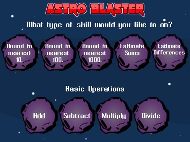 Astro Blaster by RoomRecesscom on the App Store