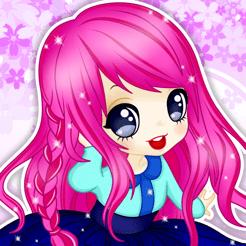 chibi princess maker cute