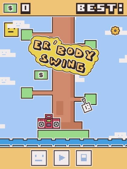 Er'body Swing on the App Store