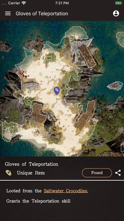 Divinity Original Sin 2 Nameless Isle Map : divinity, original, nameless, MapGenie:, Divinity, Digitech