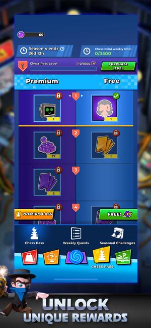Chaos Combat Chess Screenshot