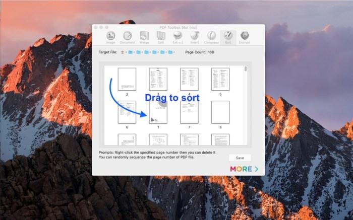 PDF Squeezer - PDF Toolbox Screenshot 02 136ypkn