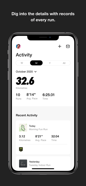 ‎Nike Run Club Screenshot