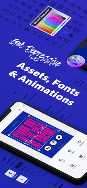 Adobe Spark Post: Design Maker Screenshot