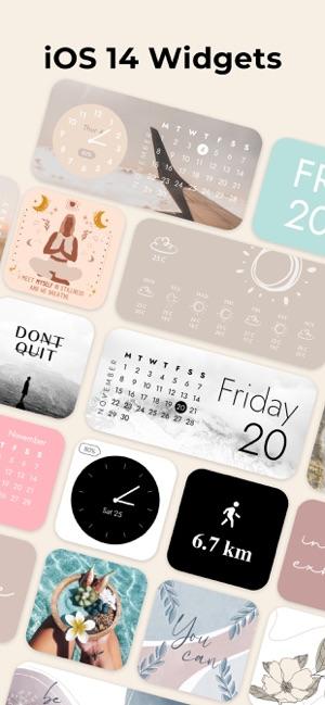 ScreenKit -Aesthetic App Icons Screenshot