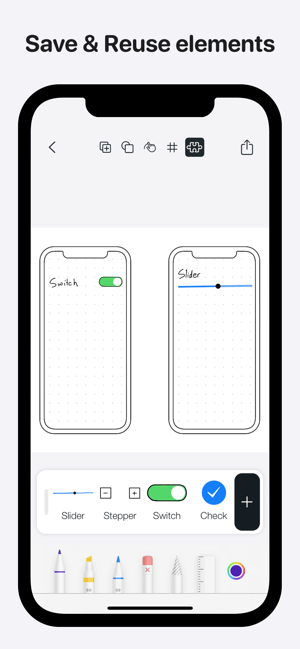 ‎Mockup - Sketch UI & UX Screenshot