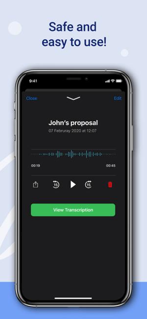 TapeACall: Call Recorder Screenshot
