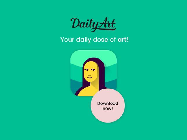 DailyArt Screenshot