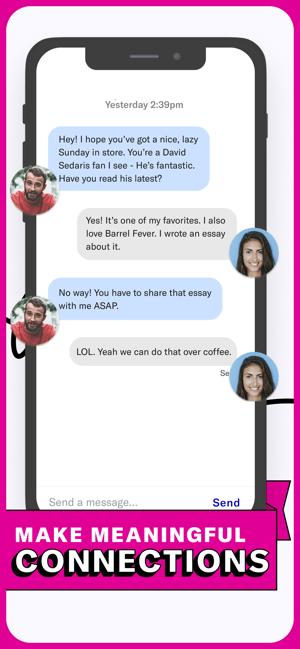 OkCupid: Online Dating App Screenshot
