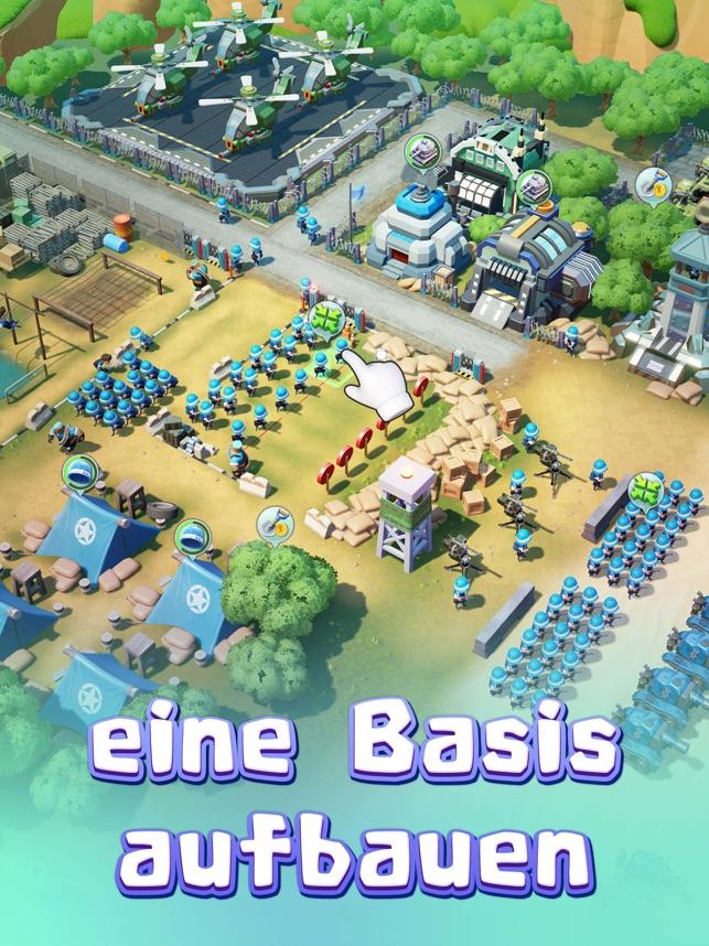 Top War: Battle Game Screenshot