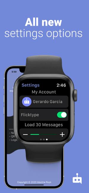 MiniCord Screenshot