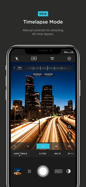 Pro Camera by Moment Screenshot