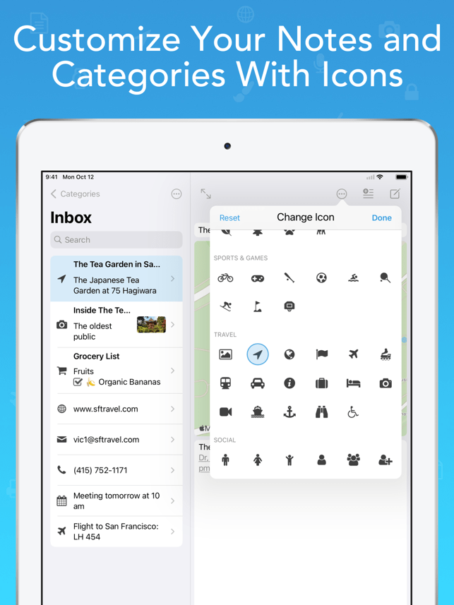 SnipNotes - Clever Notebook Screenshot
