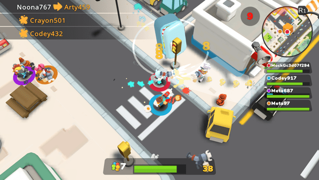 Butter Royale Screenshot