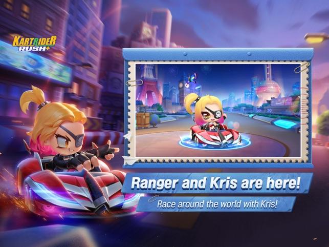 KartRider Rush+ Screenshot