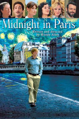 Midnight in Paris - Woody Allen