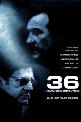 36 quai des orfèvres - Olivier Marchal