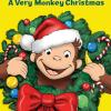 Curious George: A Very Monkey Christmas - Scott Heming, Cathy Malkasian & Jeff McGrath