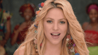 Download lagu Shakira - Waka Waka (This Time for Africa)