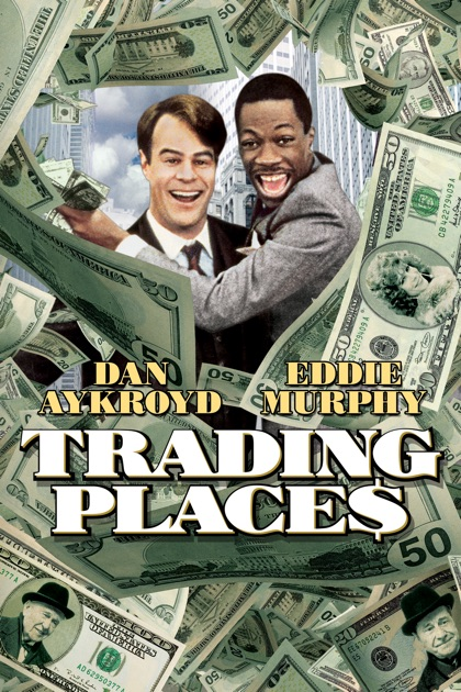 Trading Places On ITunes