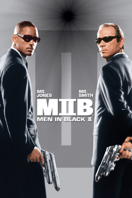 Men In Black II - Barry Sonnenfeld