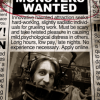 Monsters Wanted - Brian Cunningham