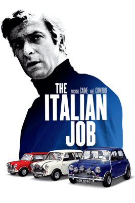 The Italian Job (1969) - Peter Collinson