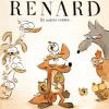 Le grand méchant renard et autres contes - Benjamin Renner