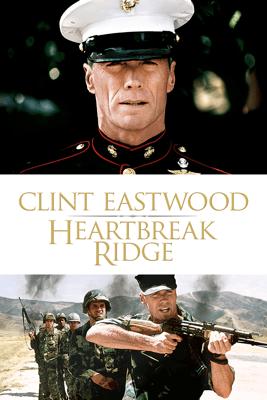 Heartbreak Ridge - Clint Eastwood