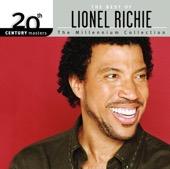 Lionel Richie - 20th Century Masters - The Millennium Collection: The Best of Lionel Richie  artwork