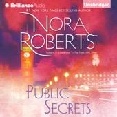 Nora Roberts - Public Secrets (Unabridged)  artwork