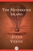 Jules Verne - The Mysterious Island  artwork