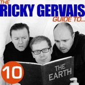 Ricky Gervais, Steve Merchant & Karl Pilkington - The Ricky Gervais Guide to... The EARTH  artwork