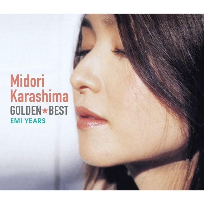 辛島 美登里 - Golden Best Midori Karashima -Emi Years