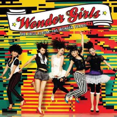 奇蹟女孩 - Wonder Girls - The Wonder Years (Korean Version)