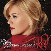 Kelly Clarkson - Wrapped In Red  artwork
