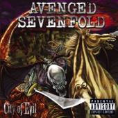 Avenged Sevenfold - City of Evil  artwork