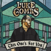 Luke Combs - When It Rains It Pours  artwork