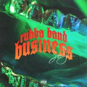 Juicy J - Rubba Band Business  artwork