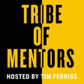 Image result for Tribe of Mentors Podcast