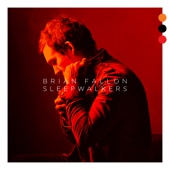 Brian Fallon - Sleepwalkers  artwork