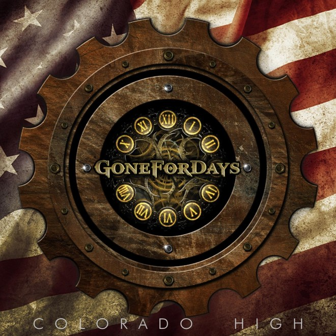 Gone for Days - Colorado High (feat. Dan Donegan) - Single